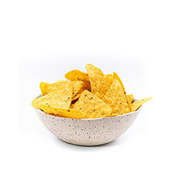 Nachos natural 125g ECO