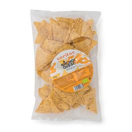 Nachos con queso 125g ECO