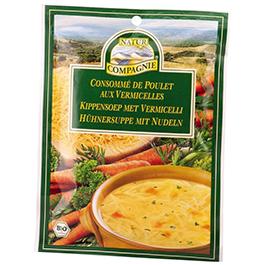 Sopa Pollo c/fideos ECO