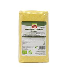 Pan rallado de maíz 500g