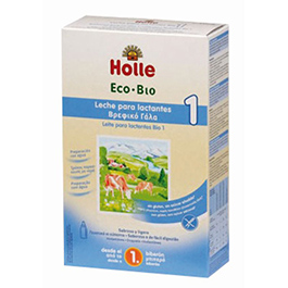 Leche lact Holle 400 ECO