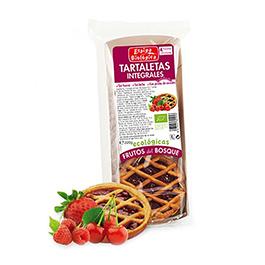 Tartaletas con frutas del bosque 4x55g