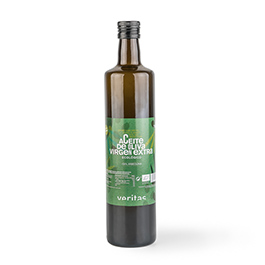 Oli d'oliva 100% arbequina 750ml ECO