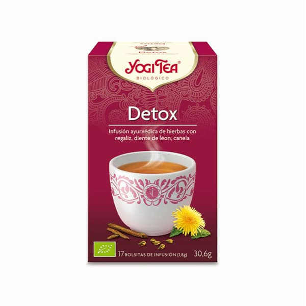 Infusión Detox 17b ECO