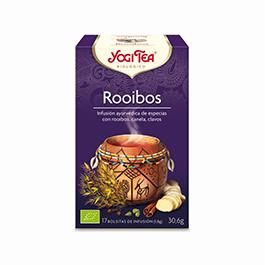 Infusión Rooibos Yogi Tea 17 B.