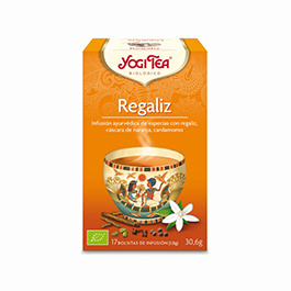 Yogi Tea Regaliz 17b ECO