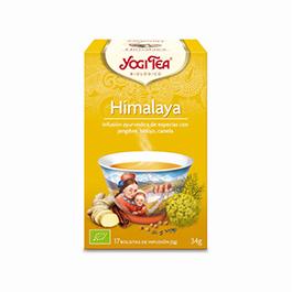Infusión del Himalaya 15b