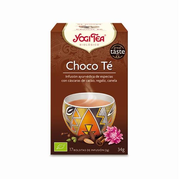 Infusión Choco té 17b ECO