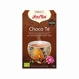Infusión con chocolate 17b