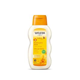 Aceite de caléndula per a nadons Weleda