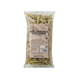 Macarrones con quinoa 250g