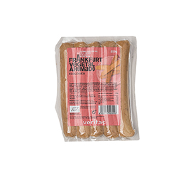 Salchicha de tofu ahumada 200g ECO