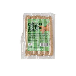 Salchicha de tofu a las finas hierbas