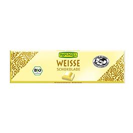 Chocolatina blanca Rapunzel 20 gr