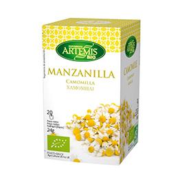 Manzanilla Artemis 20 Filtres.
