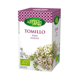 Infusion Tomillo Art ECO