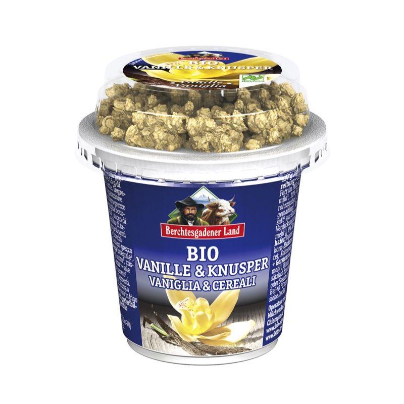 Yogurt Crunchy y Vainilla ECO