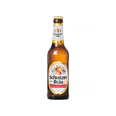 Cerveza de mijo sin gluten 330ml