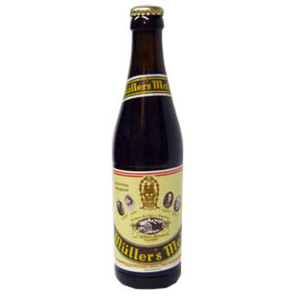 Cerveza de malta sin alcohol 33cl