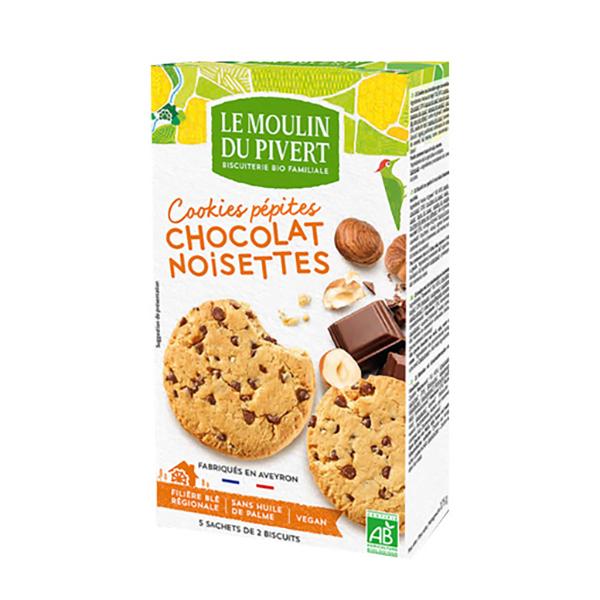 Cookies pepitas de chocolate 175g ECO