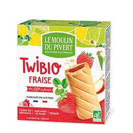 Twibio Fresas Pivert ECO