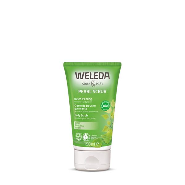 Crema Exfoliante Weleda 150ml