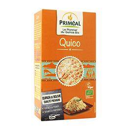Quinoa con lentejas y zanahoria 500g