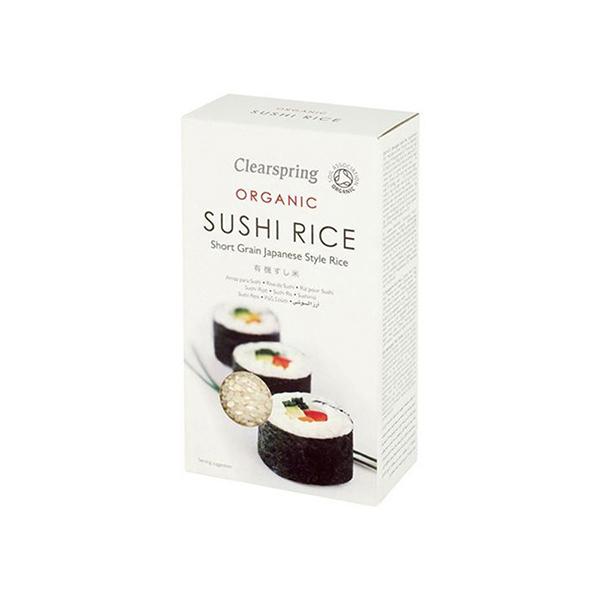 Arroz para sushi 500g ECO