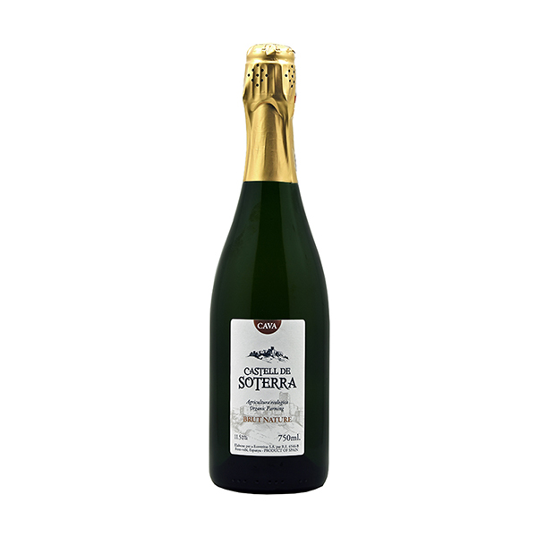 Cava brut nature 75cl ECO