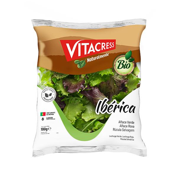 Mezcla de ensalada ibérica ECO