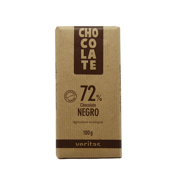 Chocolate negro 100g ECO
