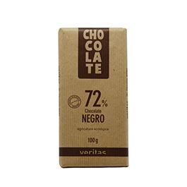Chocolate Negro Veritas 100 Gr