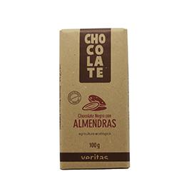 Chocolate De Almendras Veritas 100Gr