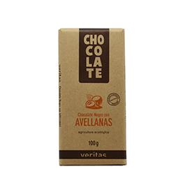 Chocolate De Avellanas Veritas 100Gr