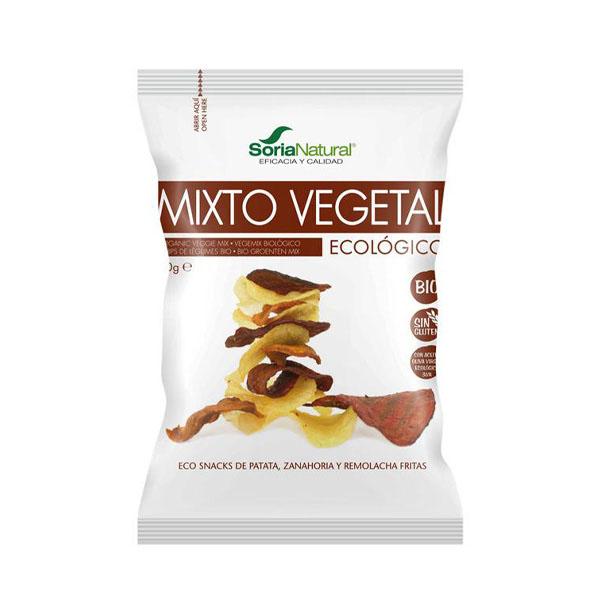 Snack mixt de vegetals 30g