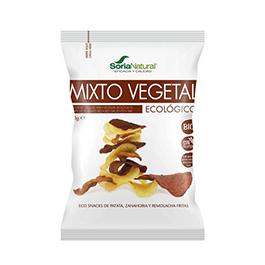 Snack mixto de vegetales 30g