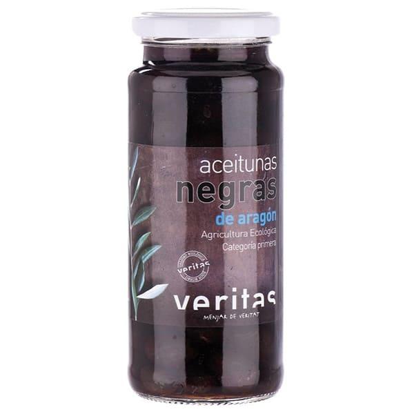 Aceituna negra de Aragón 200g ECO