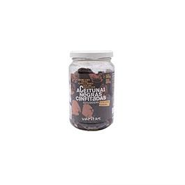 Aceituna negra confitada 200g ECO