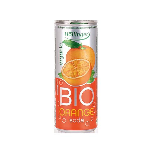 Refresco de naranja 250ml