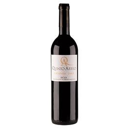 Vino tinto crianza D.O. Rioja 75cl