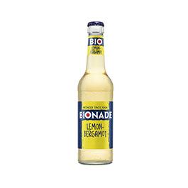Refresco limón bergamota Bionade 33 cl