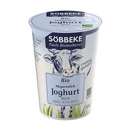 Yogur desnatado 500g ECO