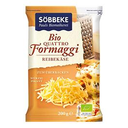 Queso 4 Formatgii Sobbeke 200G