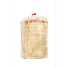 Pan de molde blanco sin corteza 500g