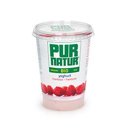 Yogur c/Frambuesa Pur Natur 500 gr ECO