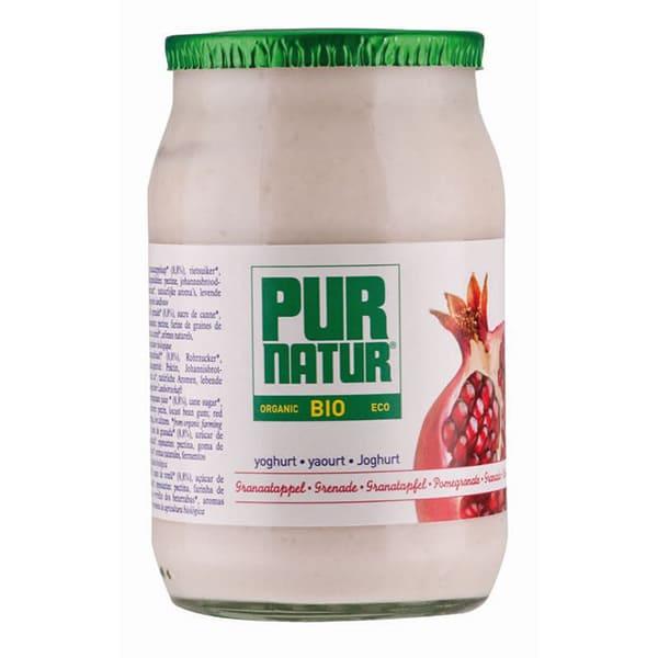 Yogurt con granada 150g ECO