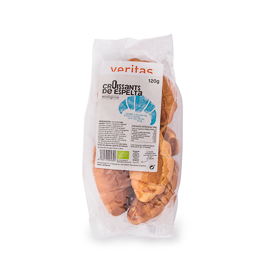 Croissants de espelta 120g ECO