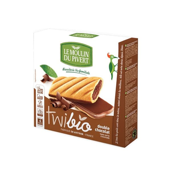Twibio doble chocolate 150g ECO
