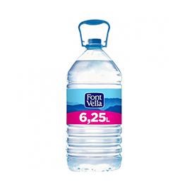 Agua 6,25l