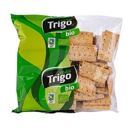 Mini crackers integrales 150g ECO